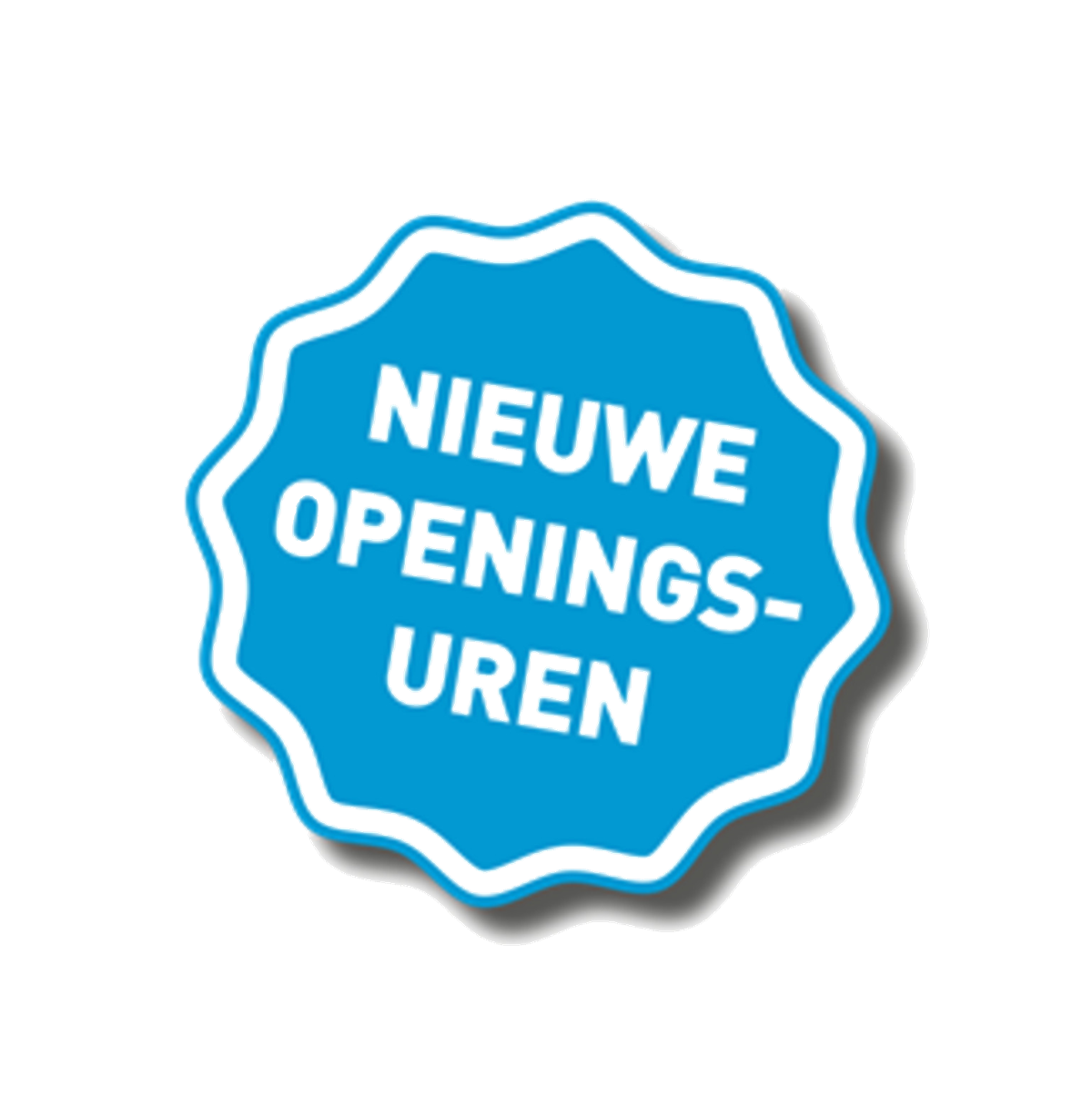 Kom binnen onze website is open!